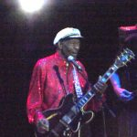 Chuck Berry en Chile!!!